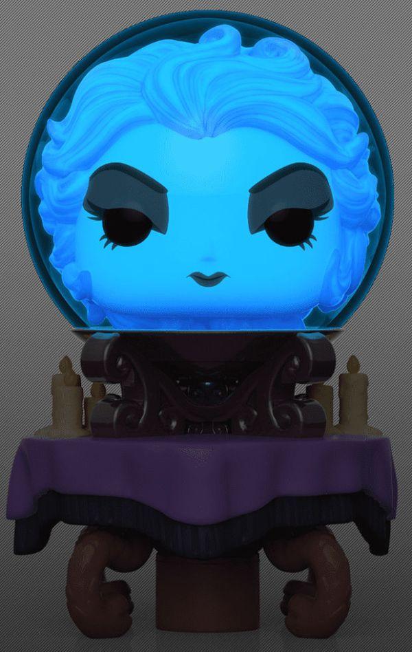 Funko Pop! Disney Haunted Mansion Madame Leota [Glow-in-the-Dark]