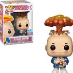 Funko Pop! GPK #01 Garbage Pail Kids Adam Bomb [Metallic]