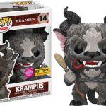 Funko Pop! Holidays #14 Krampus [Flocked]