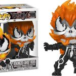 Funko Pop! Marvel #369 Marvel Venom Venomized Ghost Rider