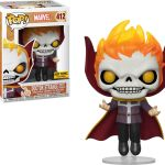 Funko Pop! Marvel #412 Marvel Doctor Strange (Ghost Rider)