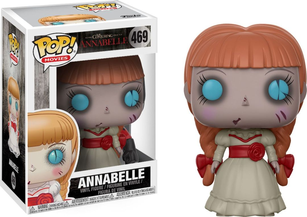 Funko Pop! Movies #469 The Conjuring Universe Annabelle