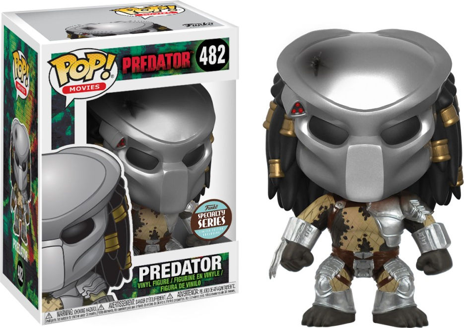 Funko Pop! Movies #482 Predator Predator