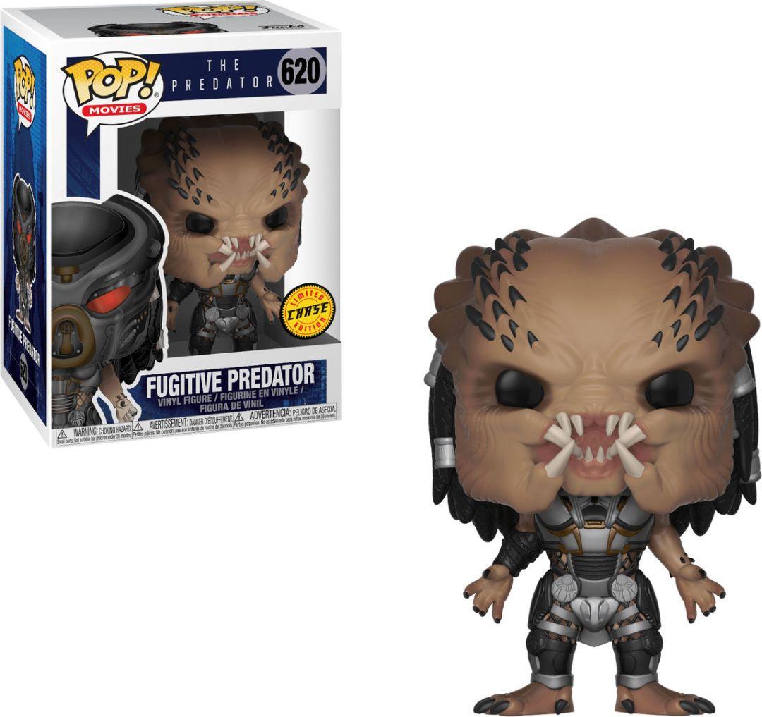 Funko Pop! Movies #620 The Predator Fugitive Predator [Unmasked]