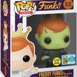 Funko Pop! SE Freddy Funko As Frankenstein [Glow-in-the-Dark]