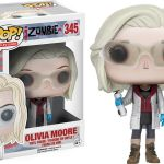 Funko Pop! Television #345 iZombie Olivia Moore [with Glasses]