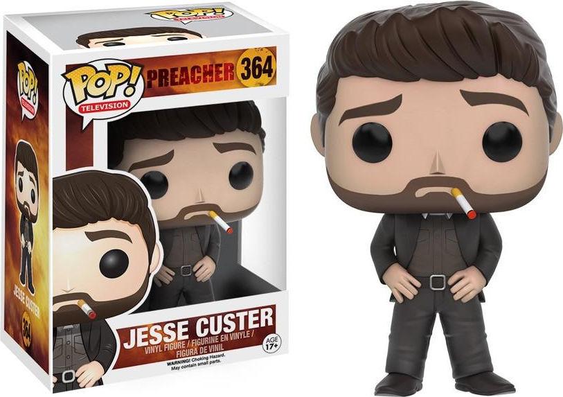 Funko Pop! Television #364 Preacher Jesse Custer