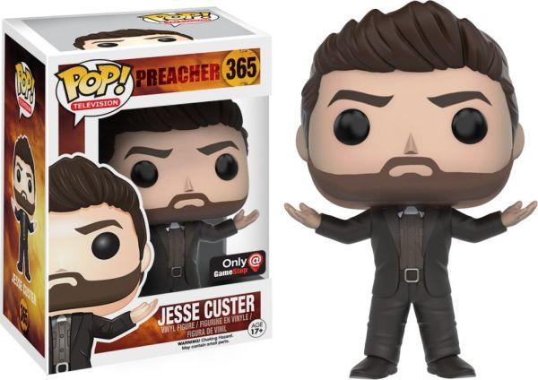 Funko Pop! Television #365 Preacher Jesse Custer
