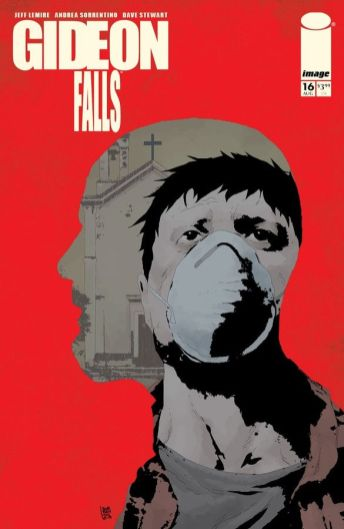 Image Comics' Gideon Falls Issue #16 Cover B by Andrea Sorrentino