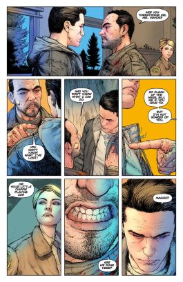 Image Comics & Top Cow Productions' Postal Deliverance Issue #2 Preview Page 6