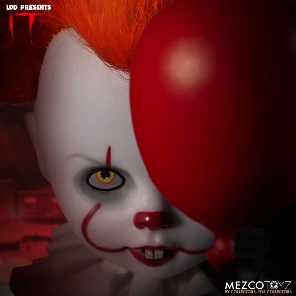 Mezco Toyz' Living Dead Dolls Presents IT (2017) Pennywise
