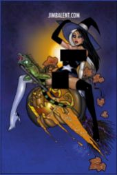 Broadsword Comics Tarot Witch of the Black Rose #118 Cover A (Risque)