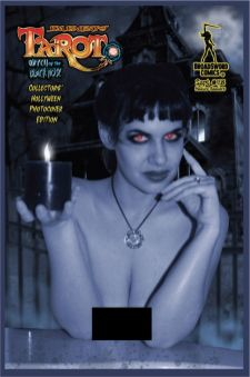 Broadsword Comics Tarot Witch of the Black Rose #118 Cover E (Risque, Photo)