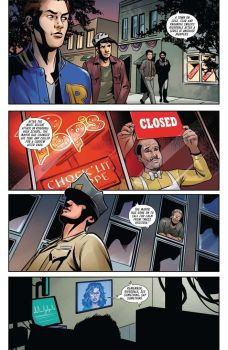 Dynamite Entertainment Red Sonja & Vampirella Meet Betty & Veronica #5 Preview Page 1