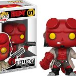Funko Pop! Comics #01 Hellboy Hellboy
