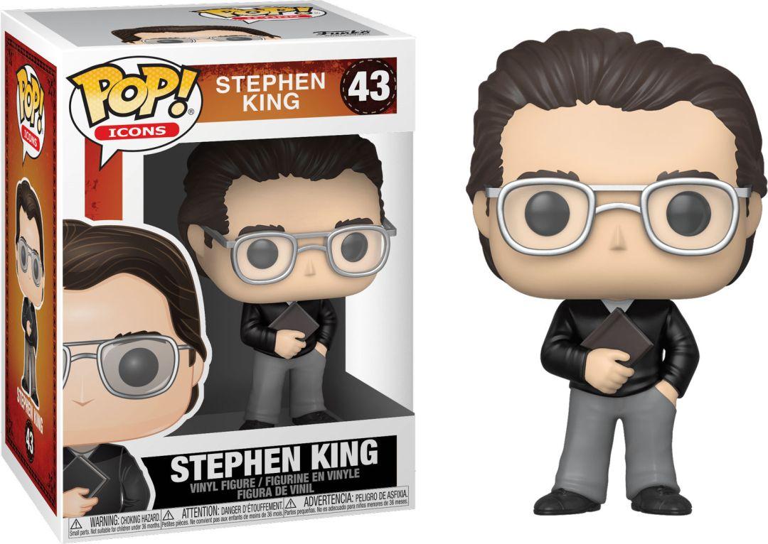Funko Pop! Icons #43 Stephen King