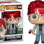Funko Pop! Icons #44 Stephen King [w/Axe & Book]