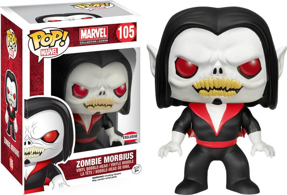 Funko Pop! Marvel #105 Zombie Morbius