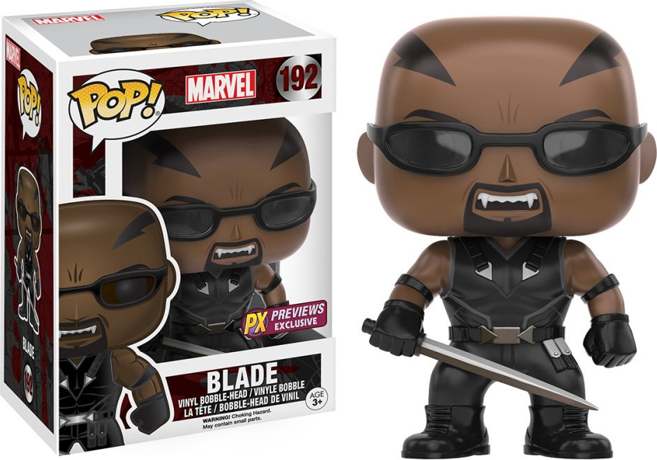 Funko Pop! Marvel #192 Blade