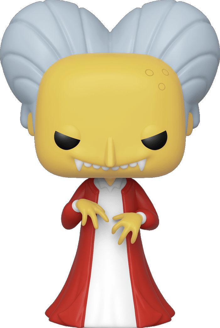 Funko Pop! Television #825 The Simpsons: Treehouse of Horror Vampire Mr. Burns