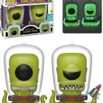 Funko Pop! Television The Simpsons: Treehouse of Horror Kang And Kodos 2-Pack