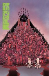 Image Comics Rumble Issue #16 Cover C by Lucas Varela