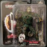 NECA Toys Cult Classics Series 1 Friday the 13th Part VII Jason Voorhees 7-inch Action Figure