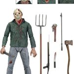 NECA Toys Friday the 13th Part 3 Ultimate Jason 7-inch Action Figure