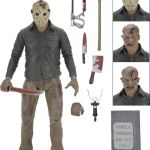 NECA Toys Friday the 13th Part 4 Ultimate Jason 7-inch Action Figure