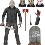 NECA Toys Friday the 13th Part 5 Ultimate Dream Sequence Jason 7-inch Action Figure
