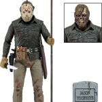 NECA Toys Friday the 13th Part 6 Ultimate Jason 7-inch Action Figure