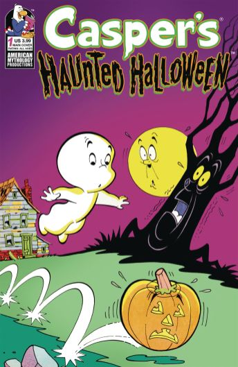 American Mythology Productions Capser's Haunted Halloween #1 Cover A