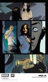 Boom! Studios Angel #6 Page 7