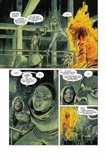 Dark Horse Comics Manor Black #4 Preview Page 4