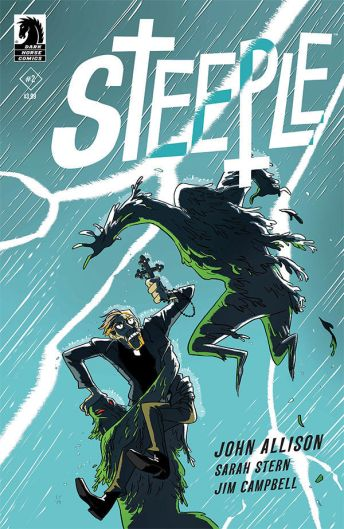 Dark Horse Comics Steeple #2 Cover B by Lissa Treiman