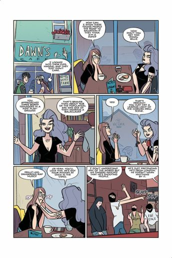 Dark Horse Comics Steeple #2 Preview Page 5