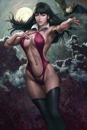 "Dynamite Entertainment Vampirella Vol. 5 #4 Cover A (Virgin) by Stanley ""Artgerm"" Lau"