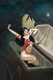 Dynamite Entertainment Vampirella Vol. 5 #4 Cover C (Virgin) by Fay Dalton