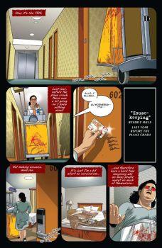 Dynamite Entertainment Vampirella Vol. 5 #4 Preview Page 1
