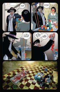 Dynamite Entertainment Vampirella Vol. 5 #4 Preview Page 3