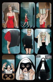 Dynamite Entertainment Vampirella Vol. 5 #4 Preview Page 5