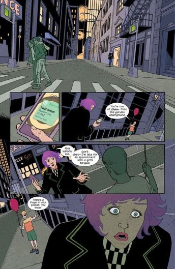 Image Comics Ice Cream Man #15 Preview Page 6