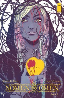 Image Comics Nomen Omen #1 Cover C by Becky Cloonan