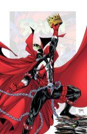 Image Comics Spawn #301 Cover J (Virgin) by Todd McFarlane
