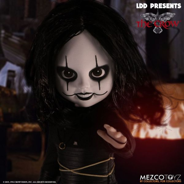 Mezco Toyz Living Dead Dolls Presents The Crow