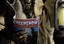 NECA Toys Creepshow (2019) The Creep 7-inch Scale Action Figure