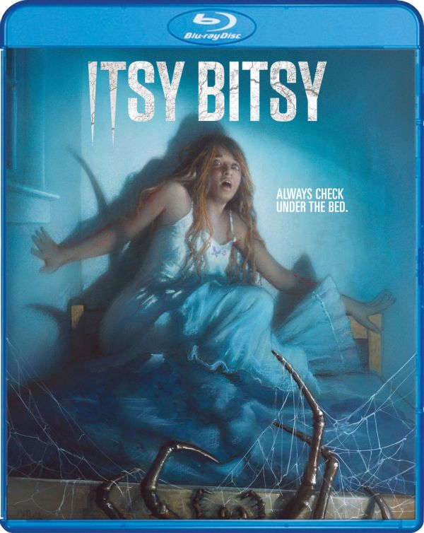 Scream Factory Itsy Bitsy Blu-ray Cover