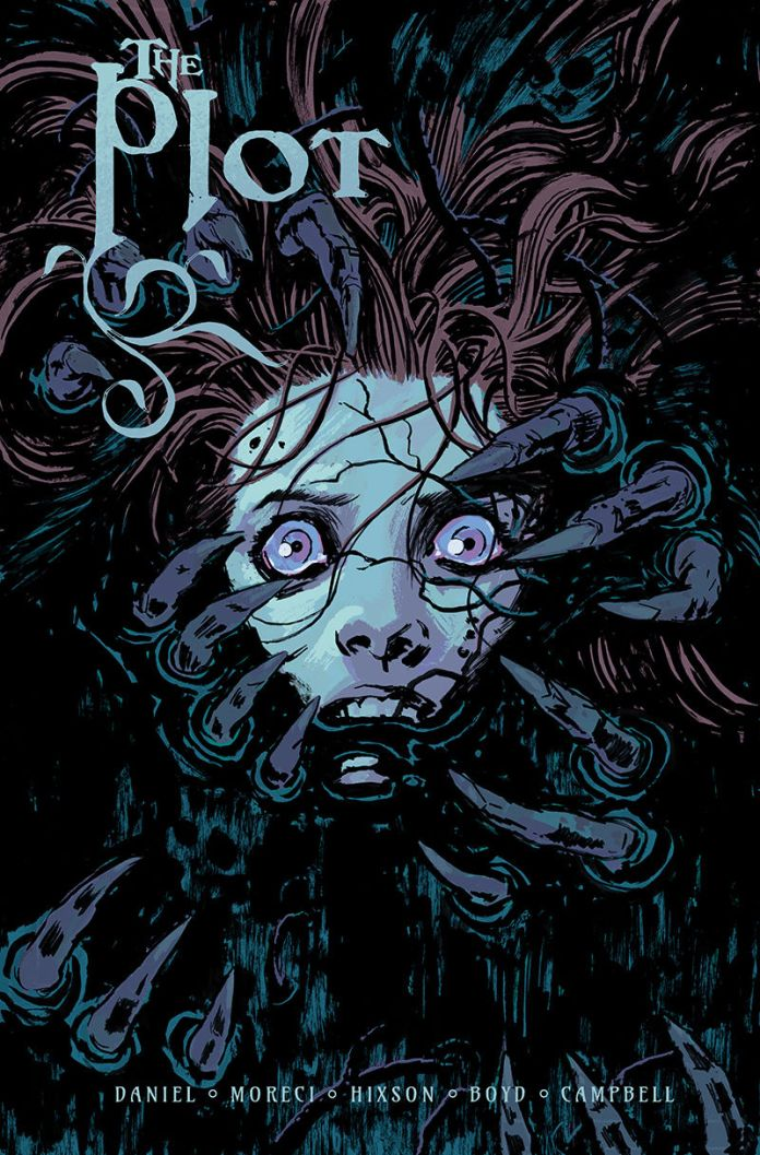 Vault Comics The Plot #2 Cover A by Josh Hixson