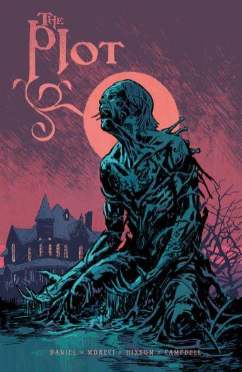 Vault Comics The Plot #1 Cover A by Joshua Hixson