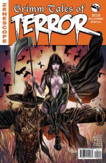 Zenescope Entertainment Grimm Tales of Terror 2019 Halloween Edition Cover A by Igor Vitorino & Ivan Nunes